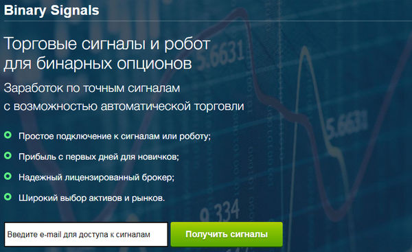 Binary Signals отзывы